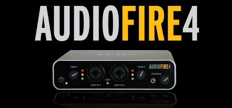 Echo Audio Fire 4